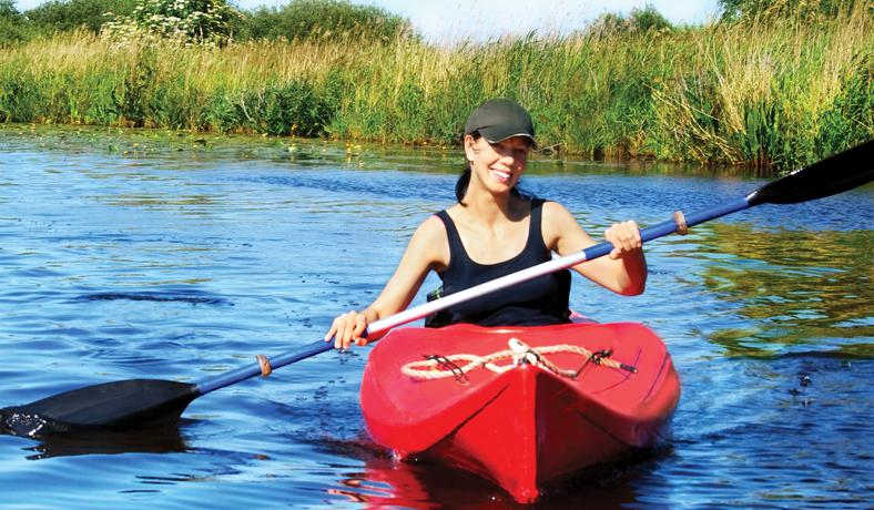 Lifestyle-kayak